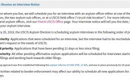 晓明干货分享:现在移民局暂停面谈了,什么时候提交申请比较好?